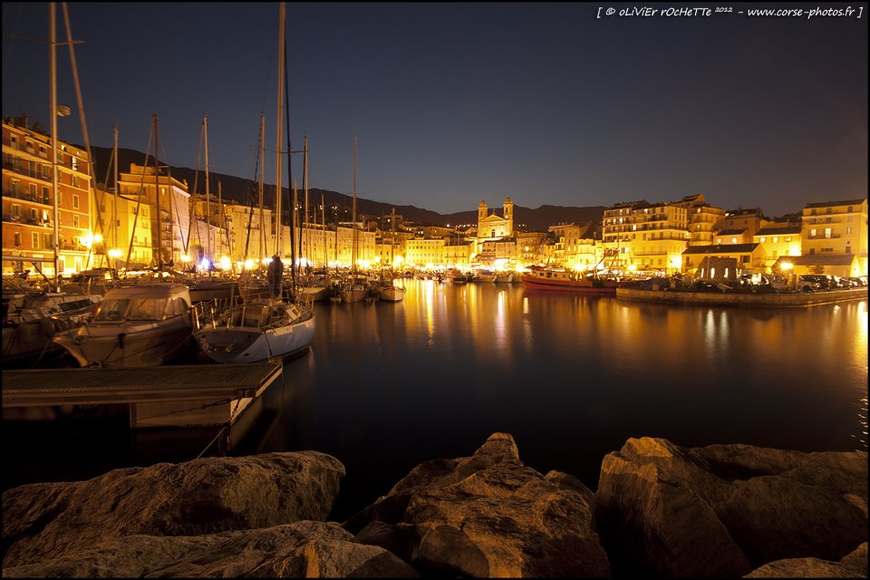 Photos des environs visiter en haute corse - Vieux port bastia ...
